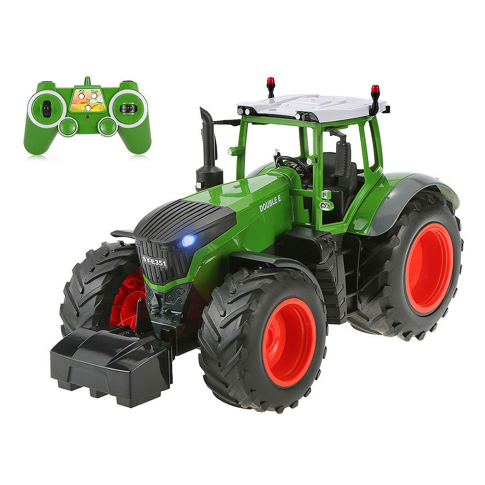 Toy Remote Control Tractor Original 1 16 Farm Farmer Tractor Wireless RC 37.5cm