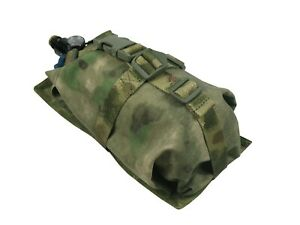 Pouch Case molle atacs fg Ninja Air Tank PAINTBALL bag airsoft Waterproof