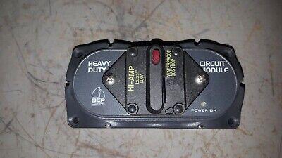 BEP Heavy Duty Circuit Breaker Module