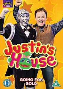 Justins-House-Going-for-Gold-DVD