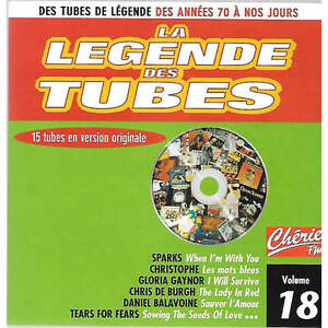 LA-LEGENDE-DES-TUBES-COMPILATION-CD-VOLUME-18