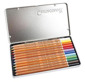 Cretacolor Fine Art Pastel Pencils 12 colors by Cretacolor