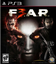 NEW*SEALED PS3 Game FEAR 3  (Sony PlayStation 3)