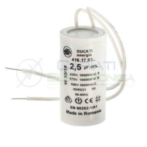 Condensatore-per-avvio-motore-2-5uF-2500nF-475Vac-28x50-5-terminale-a-filo