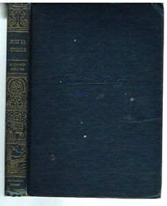 Just-So-Stories-by-Rudyard-Kipling-1928-Rare-Antique-Book