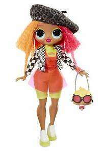 LOL-Surprise-Neonlicious-Fashion-Doll-OMG-with-20-Surprises-Fun-Gift-Set-NEW