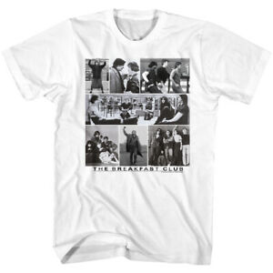The-Breakfast-Club-Movie-Scene-Collage-Adult-T-Shirt