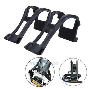 Cycling-Road-Mountain-Bicycle-Components-Toe-Clips-With-Straps-for-Bike-Pedals