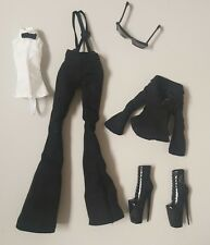New Monster High Zombie Lady GAGA Doll Clothes Outfit Only Suit Shirt Shoes