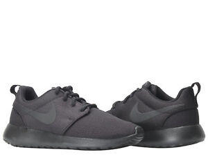 new style 57d47 2df82 Details about Nike Roshe One Black/Black-Dark Grey Women's Running Shoes  844994-001