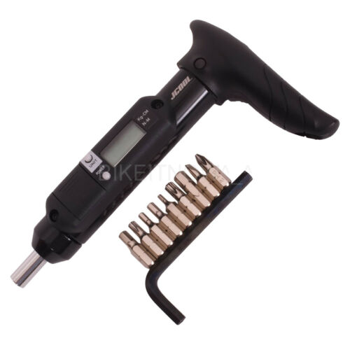 2-10Nm Bike,home Details about  /JCOOL Digital T Wrench Adjustable Torque Wrench LCD monitor