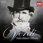 Verdi: The Great Operas [EMI] (CD, Jan-2013, 35 Discs, EMI Classics)
