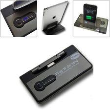 Apple Iphone Ipad 2 3 4 4s Sync Batería De Respaldo Usb Carga Datos Dock Conector N Go
