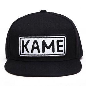 Kame-Symbol-Snapback-Adjustable-Hip-Hop-Baseball-Cap-Dragon-Ball-Z-Hat