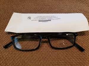 026c95ed2d Image is loading ROMCO-R-5A-Military-eyeglass-frames-Black-52-