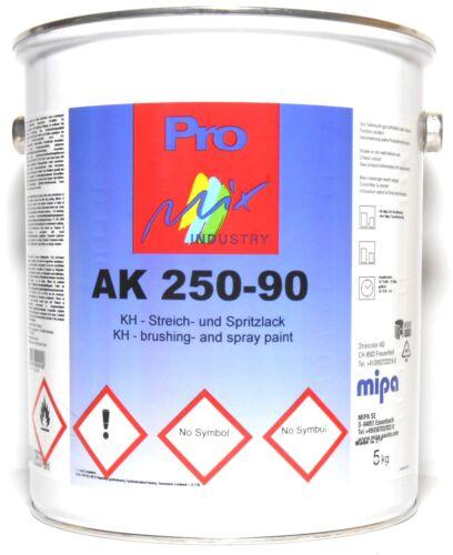 Mipa-Kunstharz Landmaschinen Lack Reisch Rot 5kg 3002