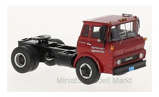 64075 - NEO GMC STEEL Tilt Cab-Rouge-Tracteur - 1960 - 1 64