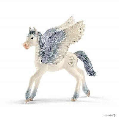 NEW SCHLEICH 70543 Bayala Pegasus Foal Standing 10cm