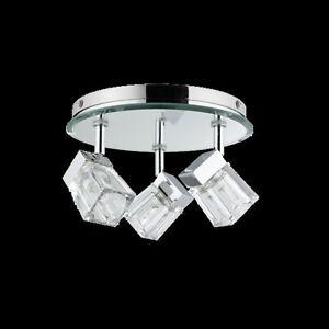 Badezimmer Leuchte 3x20w Deckenleuchte 3 Flammig Paulmann 703 57