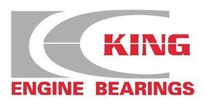 Pontiac 326 350 389 400 King Connecting Rod+Main Crank Bearings 1963-79 std//std