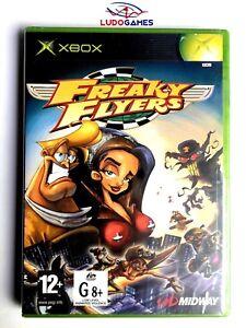 Freaky-Flyers-Xbox-Neuf-Scelle-Retro-Scelle-Produit-Nouveau-Videogame-Pal-Spa