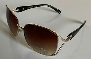 NEW-JESSICA-SIMPSON-GOLD-amp-TORTOISE-BROWN-OPULENCE-SUNGLASSES-SHADES-J510-50