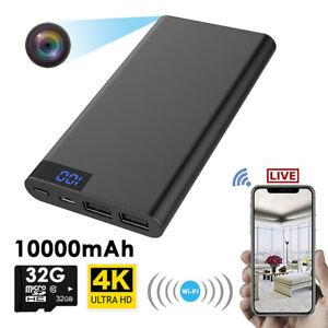 10000-5000mAh-Power-Bank-Night-Vision-HD-1080P-DVR-Recorder-Spy-Hidden-Camera-US