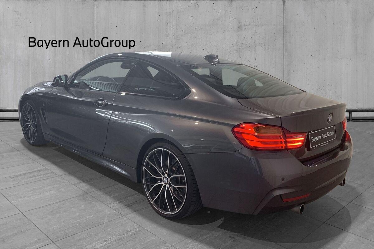 BMW 435i Coupé M-Sport aut.