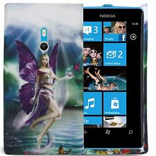 STYLISH SILICONE GEL CASE COVER SKIN FOR NOKIA 800 LUMIA MOBILE