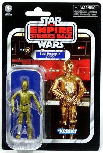 "/""tesb/"" vc06 Star Wars The Vintage Collection 2020 Hasbro c-3po See-threepio"