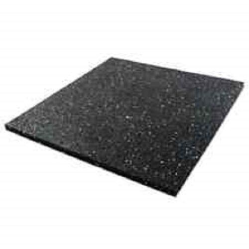 Anti-vibrazione Tappetino Pad 600 x 600 x 6MM rumore SHOCK ridurre LAVATRICE 34213