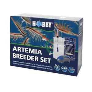 HOBBY-Artemia-Breeder-Set-Artemia-Kulturbehaelter-incl-Luftpumpe-usw-NEU