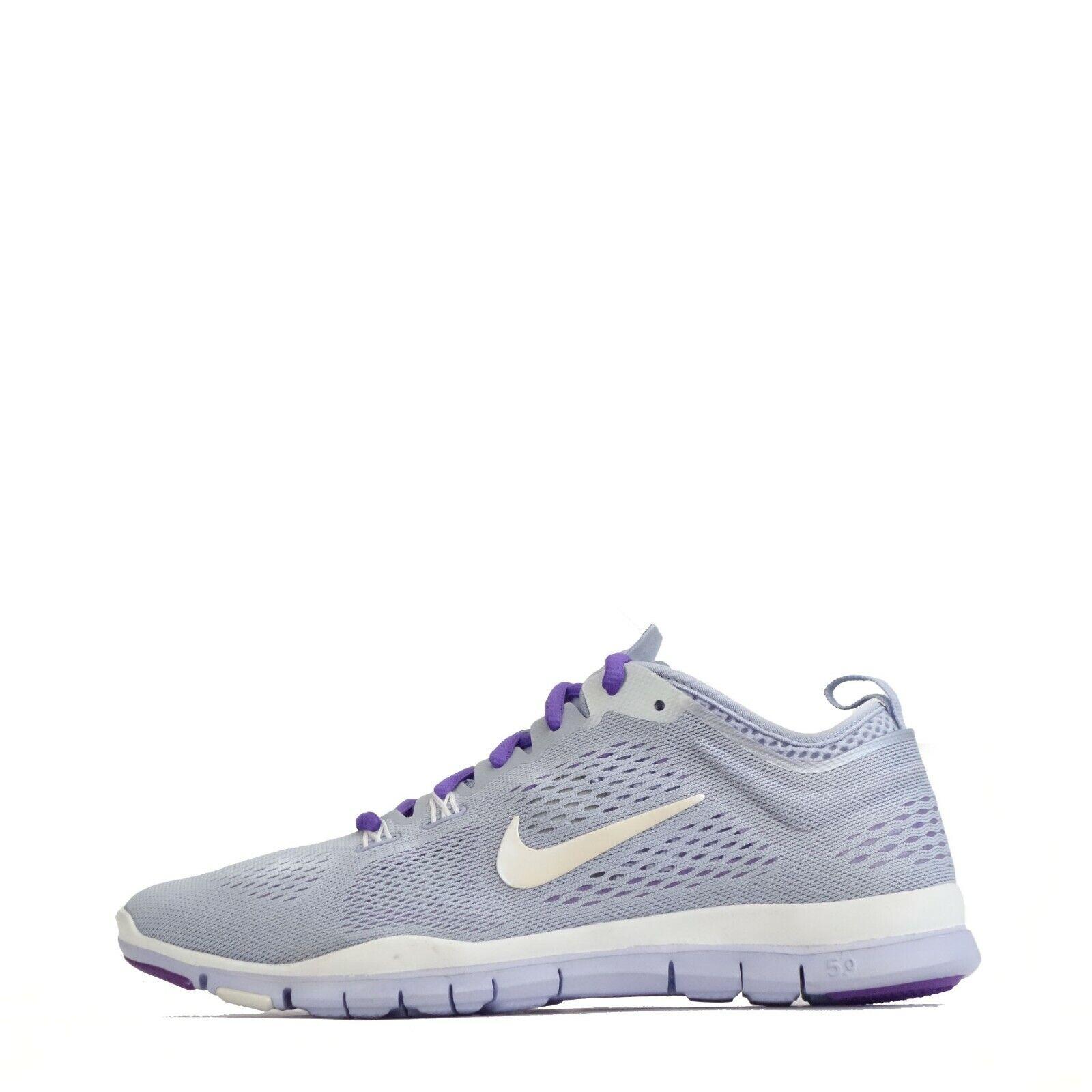 Nike Free 5.0 TR Fit 4 Breath Women's Gym Training shoes Purple White