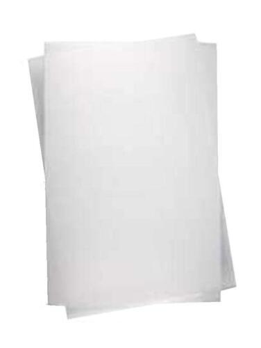 20x Wachspapier für filigrane Stanzschablonen 24803 Wachs-Papier extra dünn