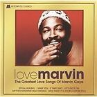 Marvin Gaye - Love Marvin (The Greatest Love Songs Of , 2010)