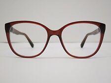 Mykita NO.2 INGA Ruby Red Glasses Eyewear Eyeglass Frame Handmade Germany