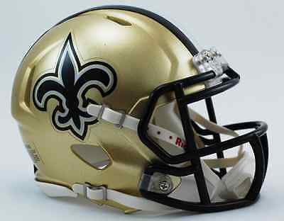 NEW ORLEANS SAINTS NFL Football Helmet BIRTHDAY WEDDING CAKE TOPPER DECORATION