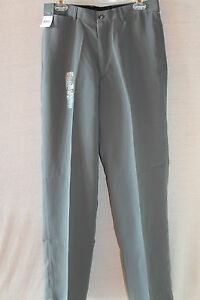 Mens-Claiborne-dress-pants-beige-gray-olive-green-30-31-32-34-36-FREE-SHIPPING