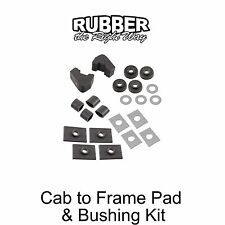 1948 1949 1950 1951 1952 Ford Truck Cab to Frame Pad & Bushing Kit