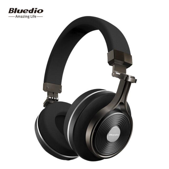Bluedio T3+ bluetooth auriculares inalámbricos ranura para tarjeta de memoria