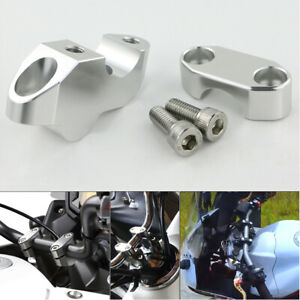 22mm Offset Handlebar Risers Clamp Fit For Honda ST1100 CRF150F CRF230F CRF450R