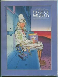 The-Art-of-Moebius-by-Moebius-1990-Paperback-Epic-Graphics-George-Lucas