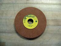 Norton 7x1/2x1-1/4 38a60j8v Grinding Wheel