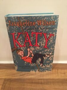 Details About Brand New Katy By Jacqueline Wilson Perfect Birthday Gift
