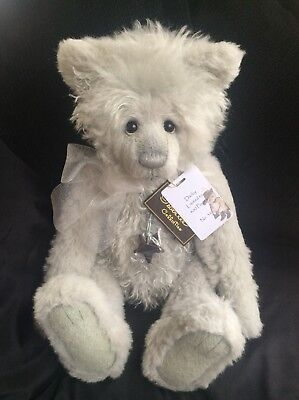 Charlie Bears Darby Mohair/alpaca Isabelle Collection Sj5584a In Rrp-mostra Il Titolo Originale Acquista One Give One