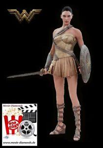 Deluxe-sexy-Wonder-Woman-Diana-Prince-1-1-Replica-Statue-Figur-Life-Size