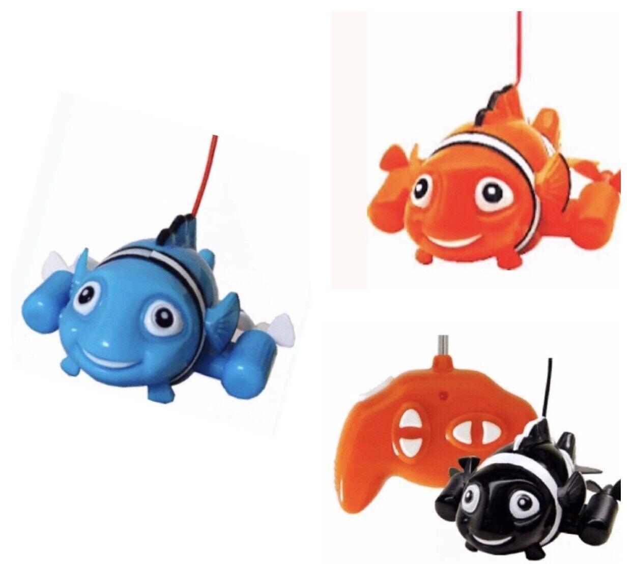 Keiko  Mini ClownFish R C Water Fish RC giocattolo W Remote Control Bundle - SPRING SALE  la migliore offerta del negozio online