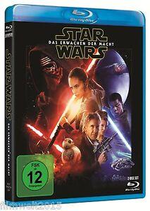 Star-Wars-Teil-7-Das-Erwachen-der-Macht-2-Disc-Blu-ray-NEU-OVP-J-J-Ab