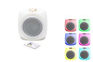 Mobiler-Outdoor-LED-Lautsprecher-mit-Holzgriff-Bluetooth-Akku-B-Ware