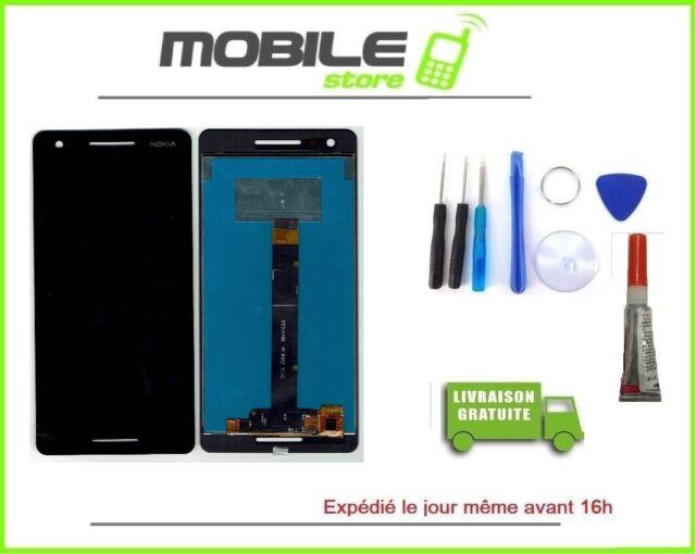 Vitre Tactile + Ecran LCD Pour NOKIA 2.1 + Outils + Colle